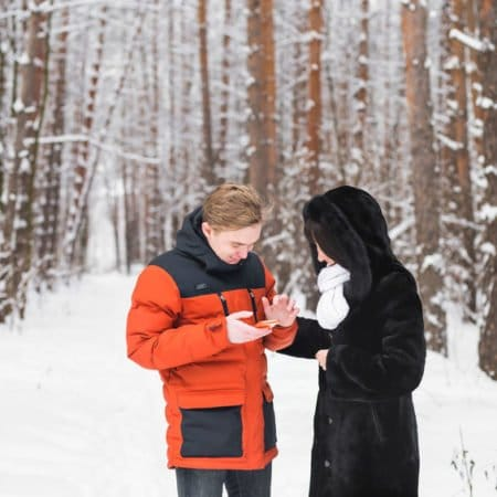 Five ways to meet women during the cold winter months
